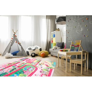 Obsession Teppich Torino Kids 234 Glamour