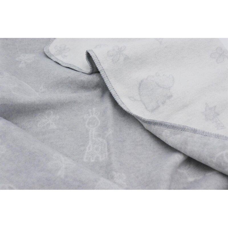 Biederlack Babydecke Kinderdecke Lovely /& Sweet Alpaca Mint 100 x 150 cm